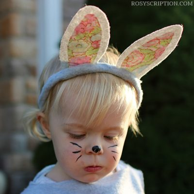 DIY Kids Animal Dress-up Costumes